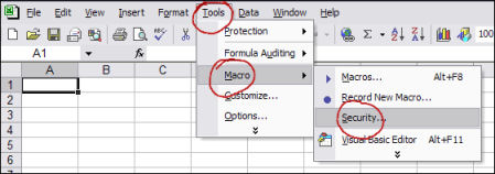 Excel Macros Screenshot #1