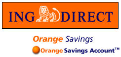 ING DIRECT Savings Account